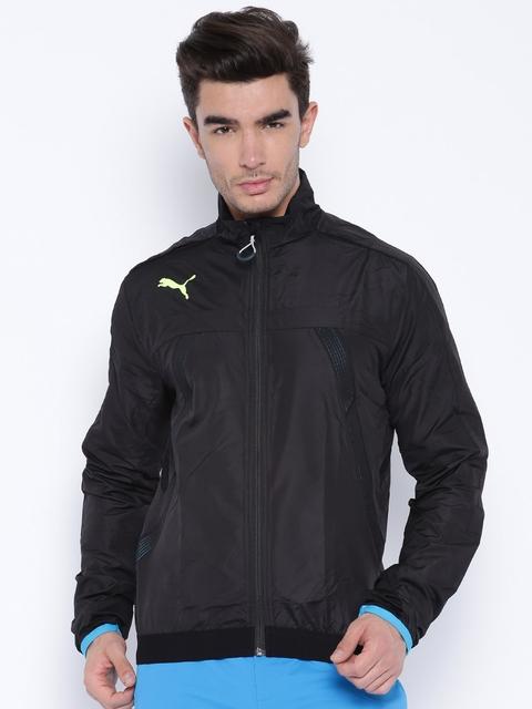 Puma Black ITevoTRGV_ENT Jacket