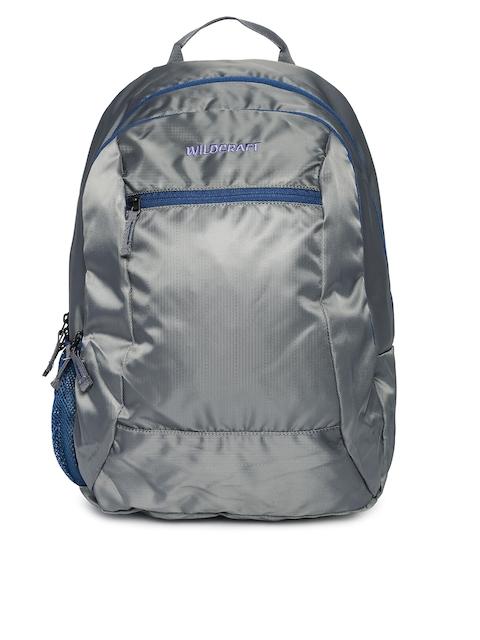 Wildcraft Unisex Grey Escape Backpack