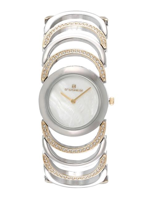 Dsigner Women White Dial Watch 675TM