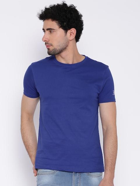 Flying Machine Blue T-shirt