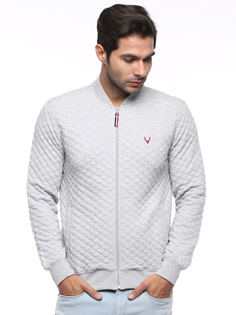 Solly Sport Grey Melange Sweatshirt