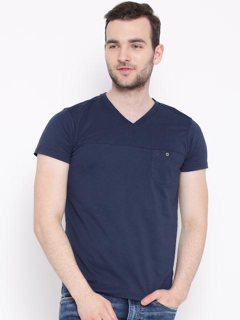 Allen Solly Navy T-shirt