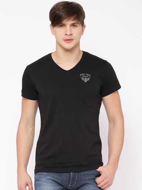 Wrangler Black T-shirt