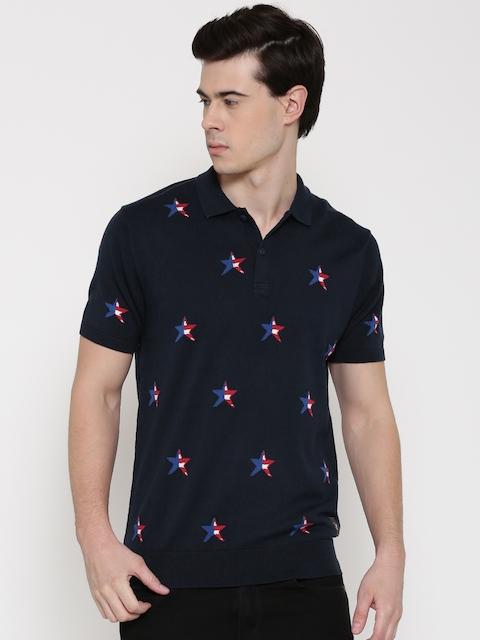 U.S. Polo Assn. Navy Polo T-shirt