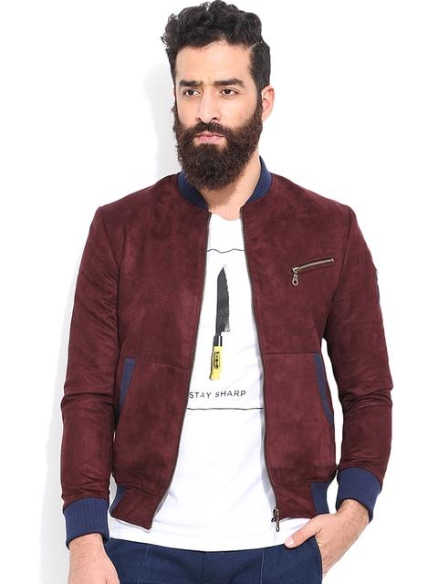 MR BUTTON Red Jacket