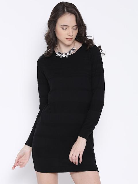 Vero Moda Black Jersey Dress