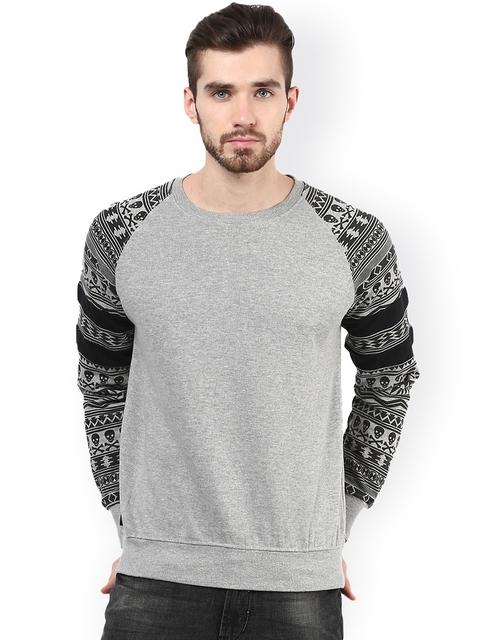 PUNK Grey Sweatshirt