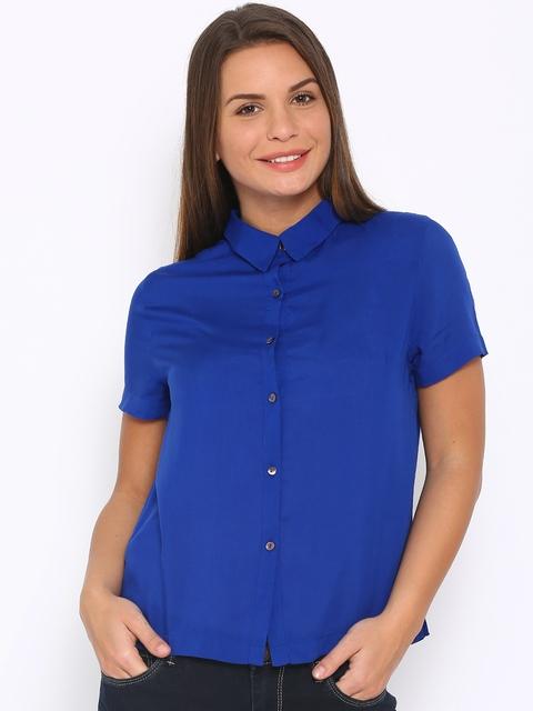Lee Blue Shirt