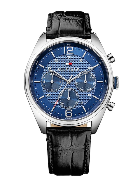 Tommy Hilfiger Men Blue Dial Watch NATH1791182J