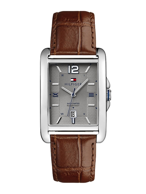 Tommy Hilfiger Men Grey Dial Watch TH1791199J