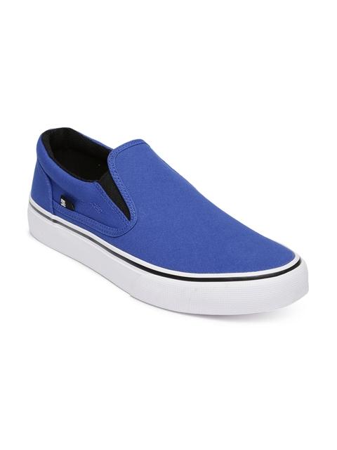 DC Men Blue Trase Casual Shoes