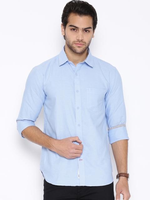 Proline Blue Casual Shirt