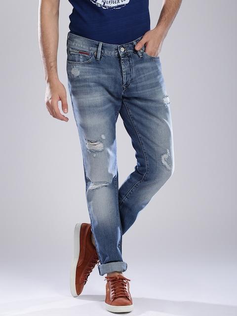 Tommy Hilfiger Blue Scanton Slim Fit Jeans