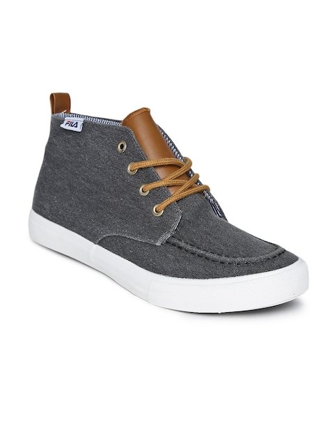 FILA Men Grey Callister Casual Shoes