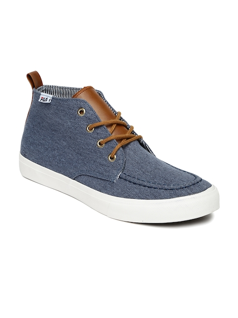 FILA Men Navy Callister Casual Shoes