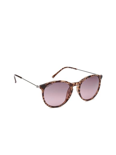 Fastrack Women Round Sunglasses C062PK2F