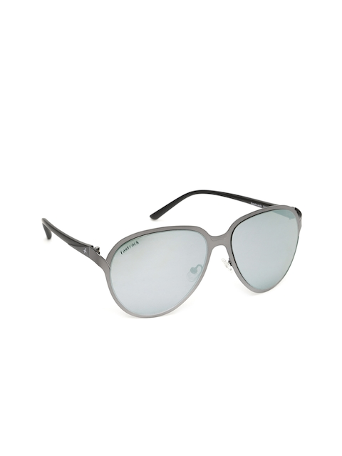 Fastrack Women Aviator Sunglasses M146SL3F