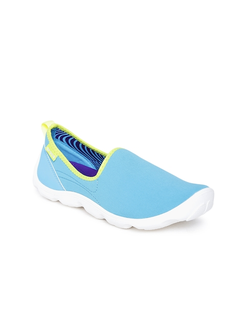 Crocs Women Blue Slip-Ons