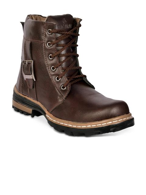 Prolific Men Brown Boots