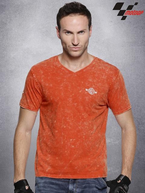 RDSTR Orange MotoGP Washed T-Shirt