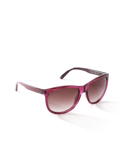 French Connection Women Square Sunglasses FC7216 C1
