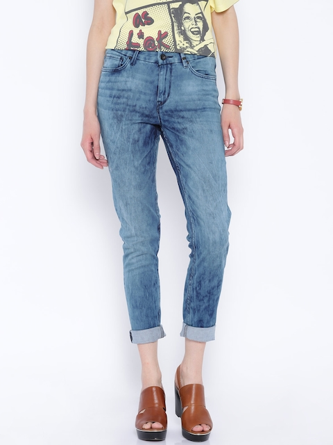 Lee Blue Holly Fit Jeans