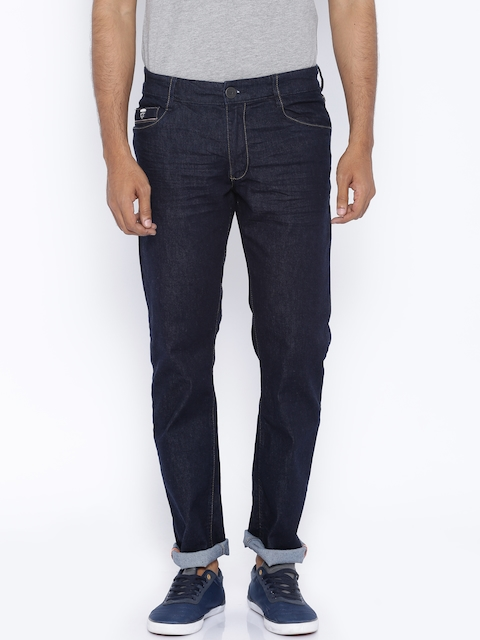 John Players Jeans Navy Slim Fit Jeans