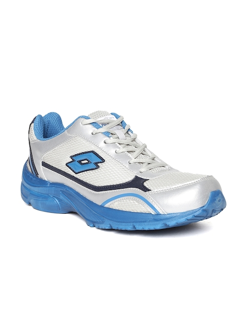 Lotto Men Grey Tempo Sports Shoes