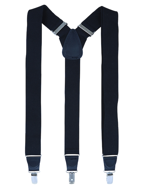 Alvaro Castagnino Men Blue Suspenders