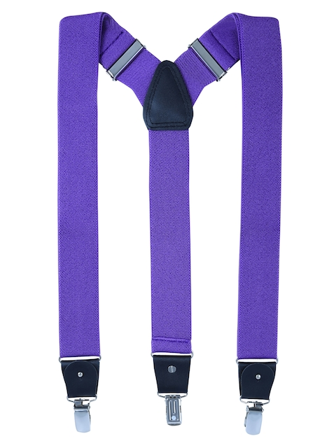 Alvaro Castagnino Men Blue Suspenders