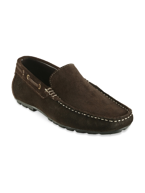 bacca bucci Men Brown Leaher Loafers