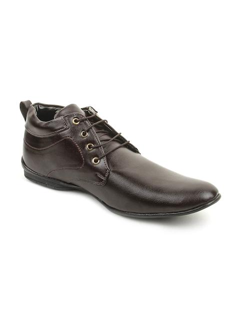 bacca bucci Men Brown Formal Shoes