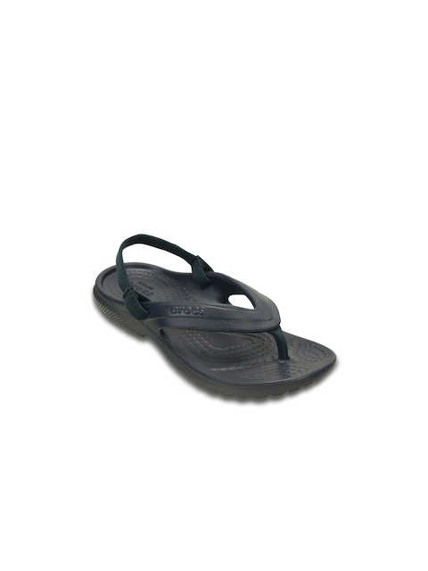 Crocs Boys Navy Sandals  available at myntra for Rs.657