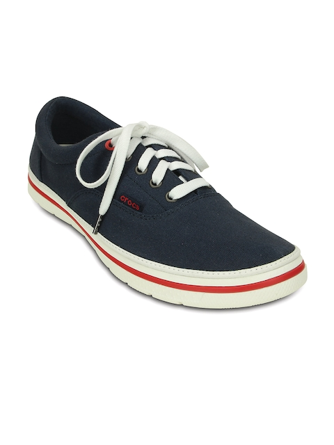 Crocs Men Navy Blue Casual Shoes