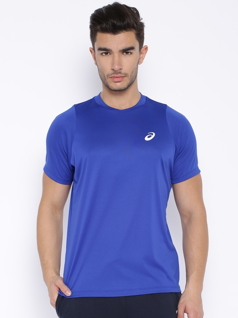 ASICS Blue Running T-shirt