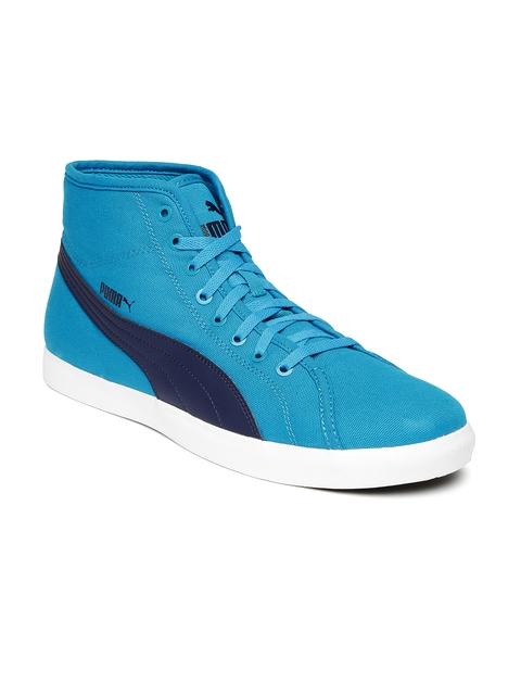 PUMA Men Blue Elsuv2 Casual Shoes