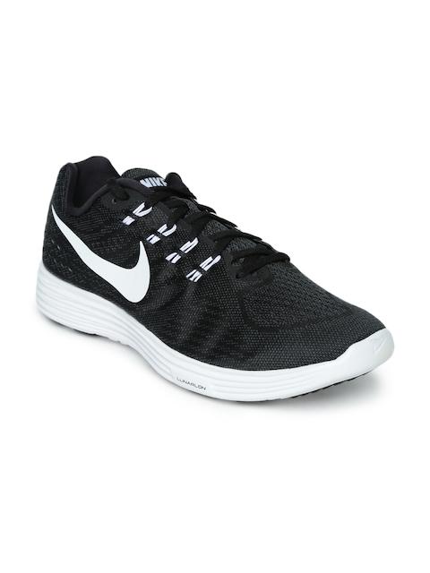 Nike Men Black LUNARTEMPO Running Shoes