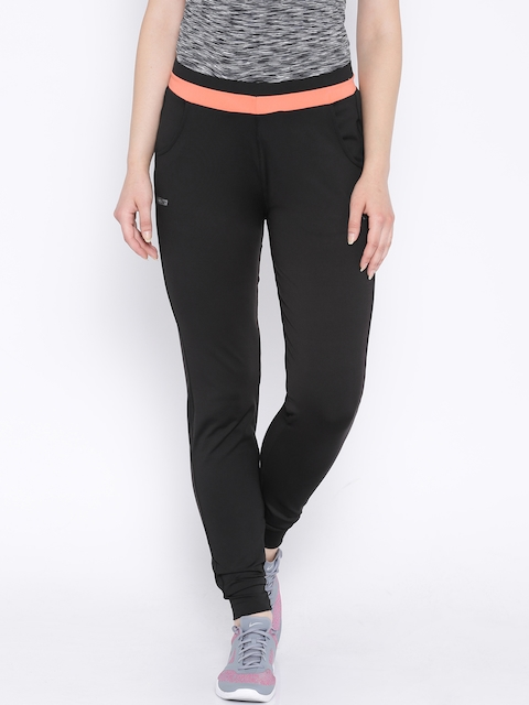 Proline Active Black Track Pants