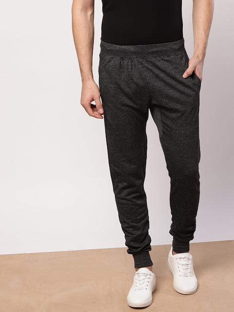 ether Men Charcoal Grey Grindle Joggers