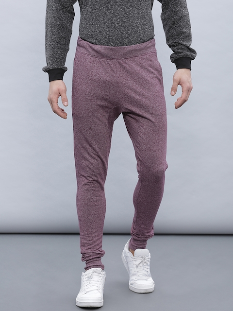 ether Maroon Grindle Joggers