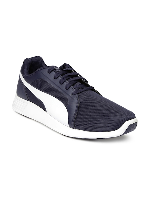 PUMA Men Navy & White ST Trainer Evo Training Shoes