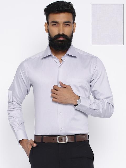 Raymond Off-White Formal Shirt