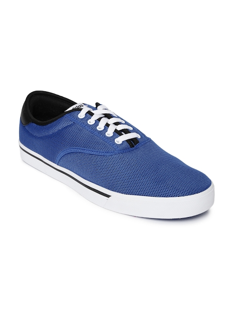 Adidas NEO Men Blue Park ST Bind Casual Shoes  available at myntra for Rs.1199