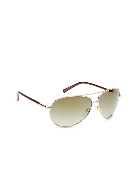 French Connection Unisex Aviator Sunglasses FC7356 C2