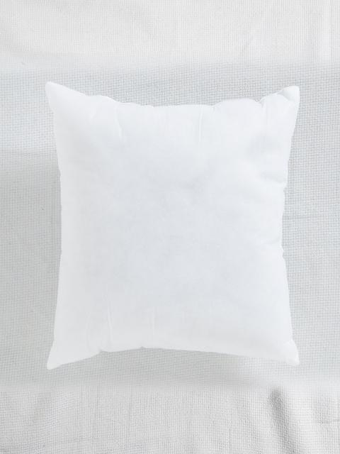 SWHF White Single Fibre 12'' x 12'' Square Cushion