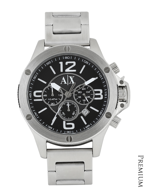 Armani Exchange Men Black Dial Chronograph Watch AX1501  available at myntra for Rs.12595