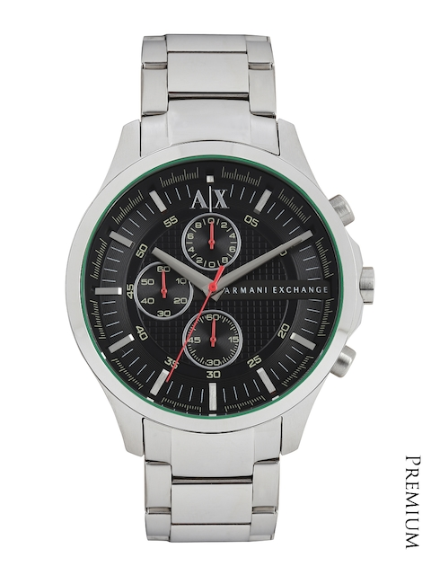 Armani Exchange Men Black Dial Chronograph Watch AX2163  available at myntra for Rs.12145