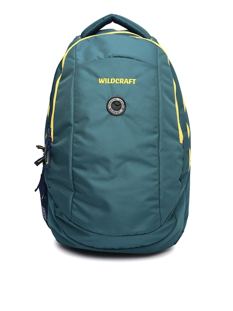 Wildcraft Unisex Teal Green LP BP 4 Backpack