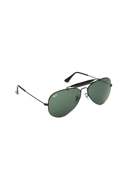 Ray-Ban Men Aviator Sunglasses 0RB3129IW022858