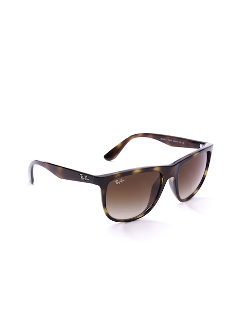 Ray-Ban Unisex Animal Print Square Sunglasses 0RB4251I710/1356